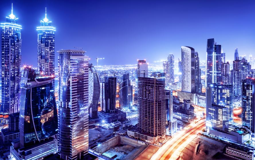 Doha and Dubai maintain a low construction cost