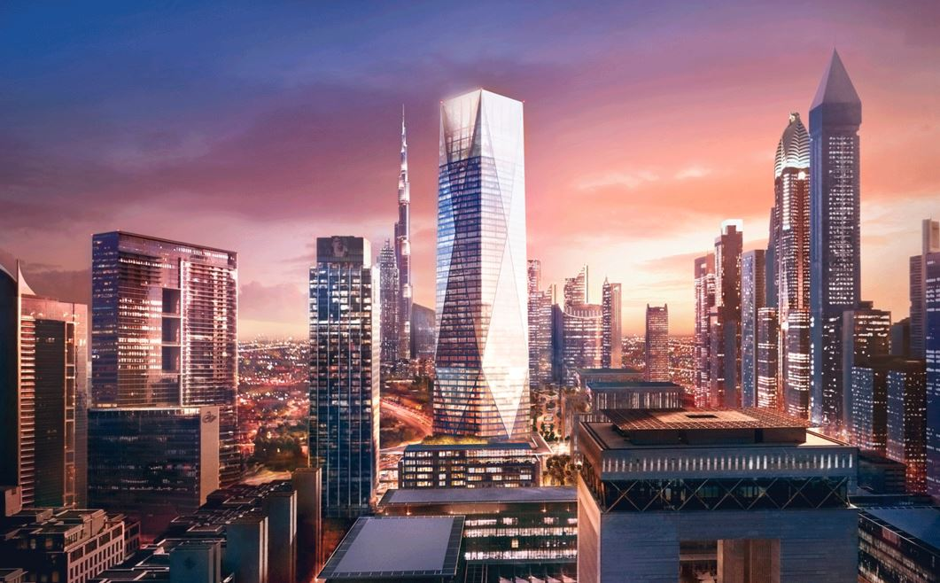 Kone wins order for ICD Brookfield Place