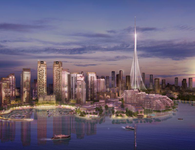 Arabtec unit wins AED117mn Creekside Horizon in Dubai Creek Harbour