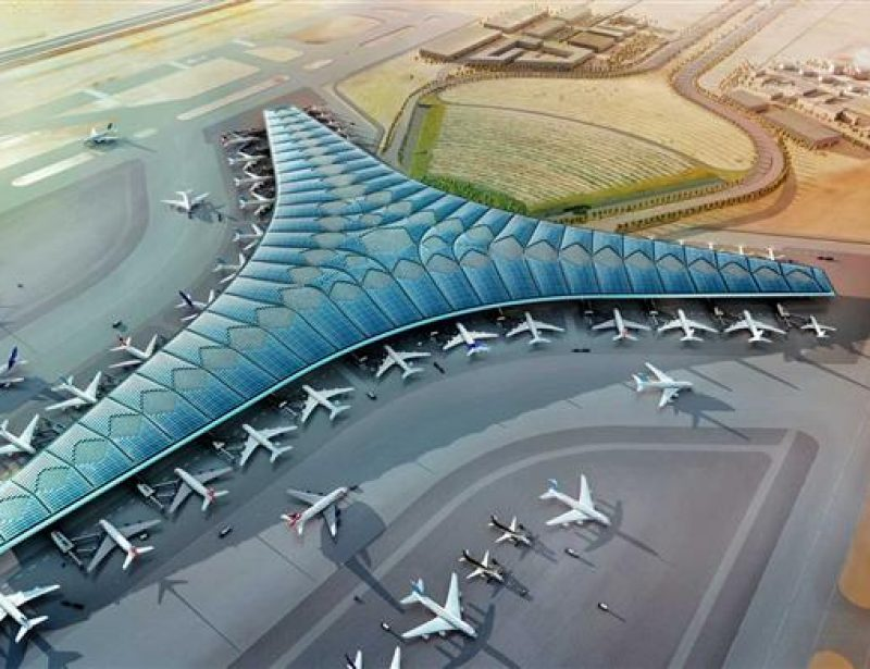 Kuwait awards airport terminal expansion deal