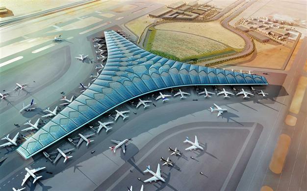 Limak working on Kuwait International Airport