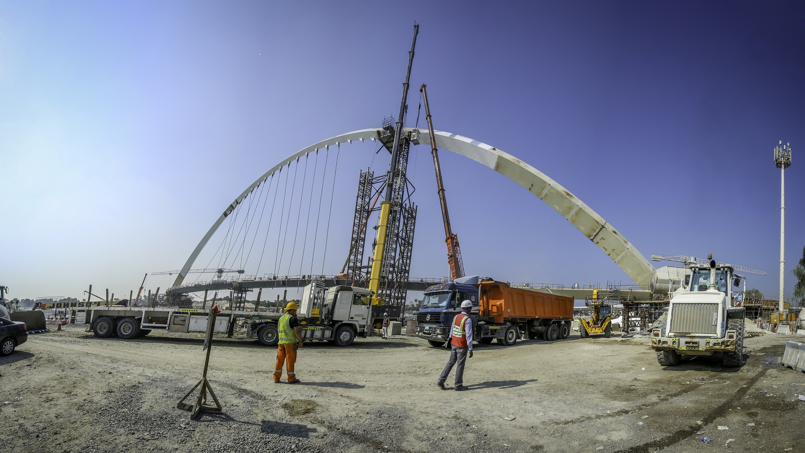 Making of the Dubai Canal