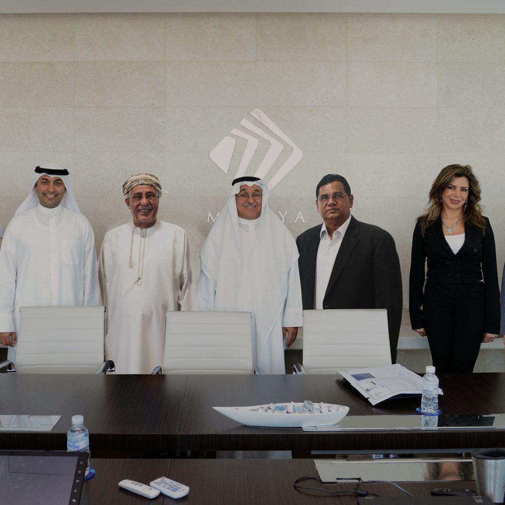 b3940525735 Share Email. Al Mazaya Real Estate Company – Oman has awarded Al Hajiry  Trading LLC ...