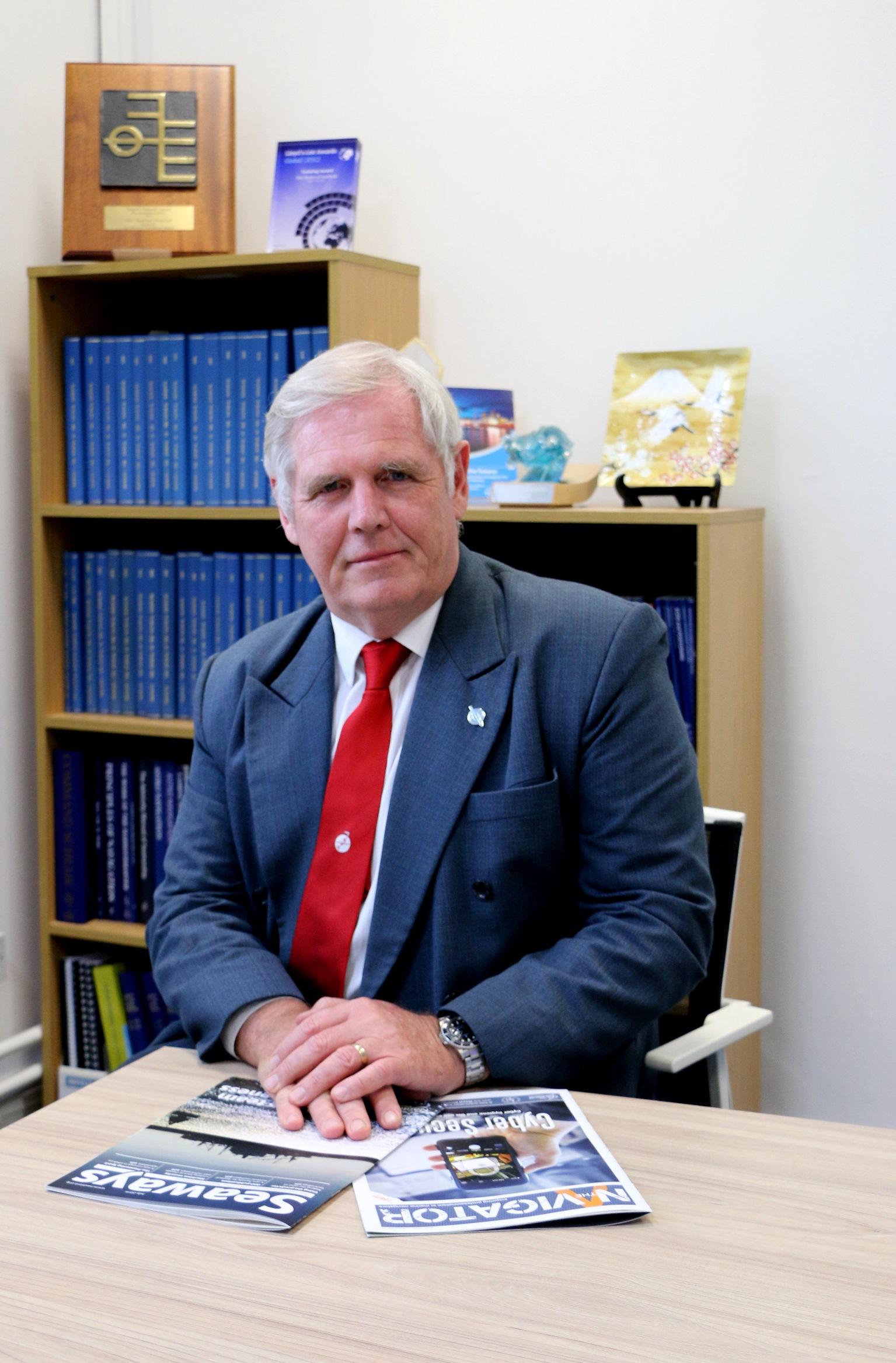 Captain John Lloyd, CEO for automation