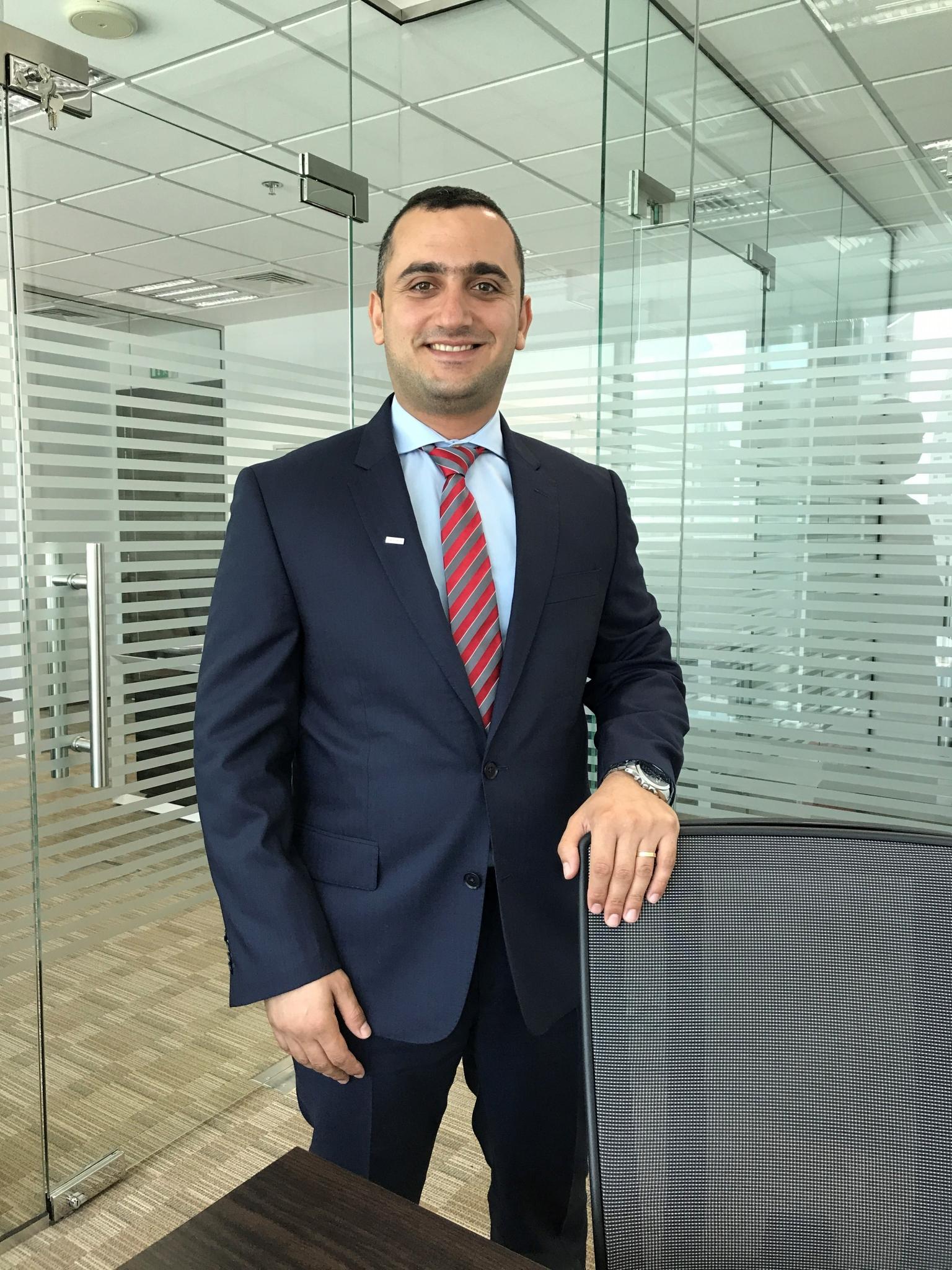 Swisslog GM Alain Kadoum