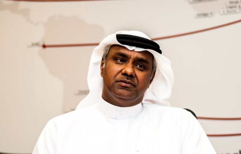 Quick chat with Nabil Sultan, Emirates SkyCargo