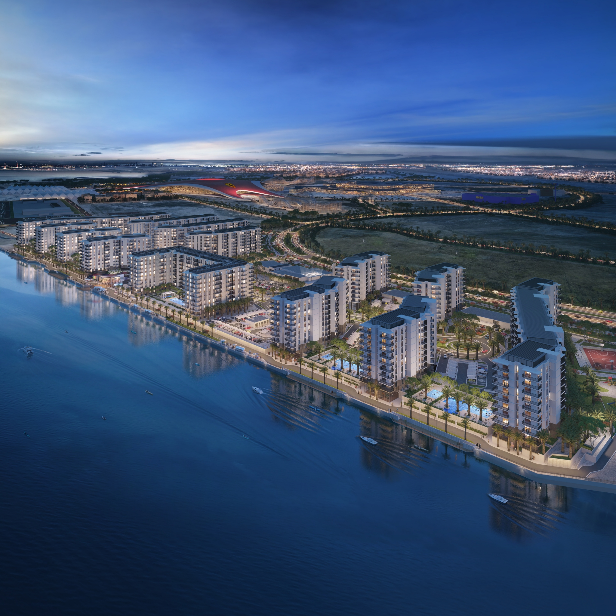 EllisDon bags Aldar Water's Edge
