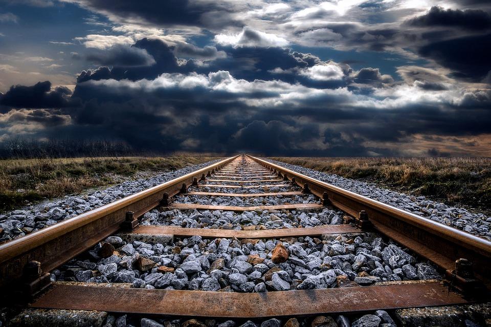 Saudi Arabia railway line
