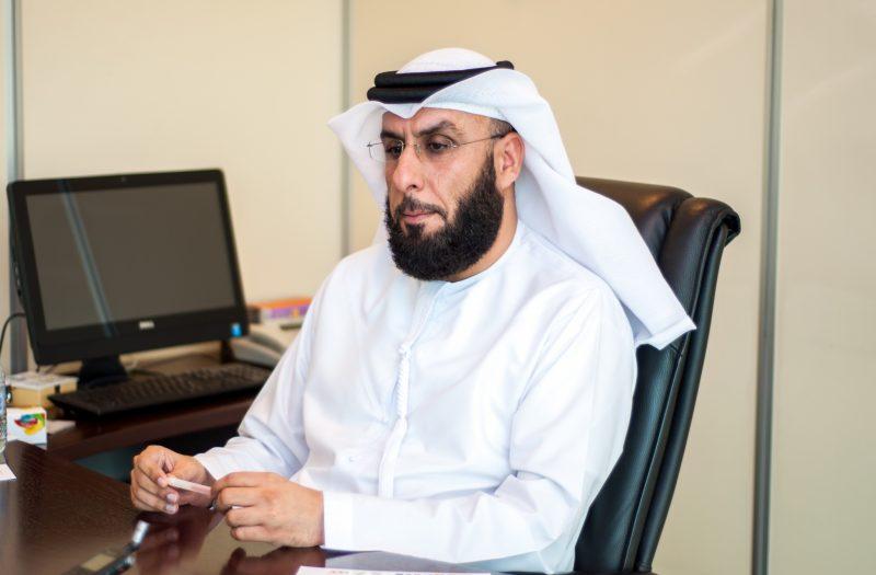 Road to success: Ahmed Al Hammadi, roads department, MoID