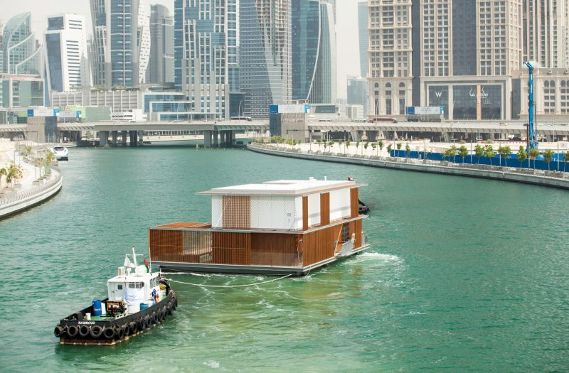 October cover story: The floating homes of Marasi Business Bay