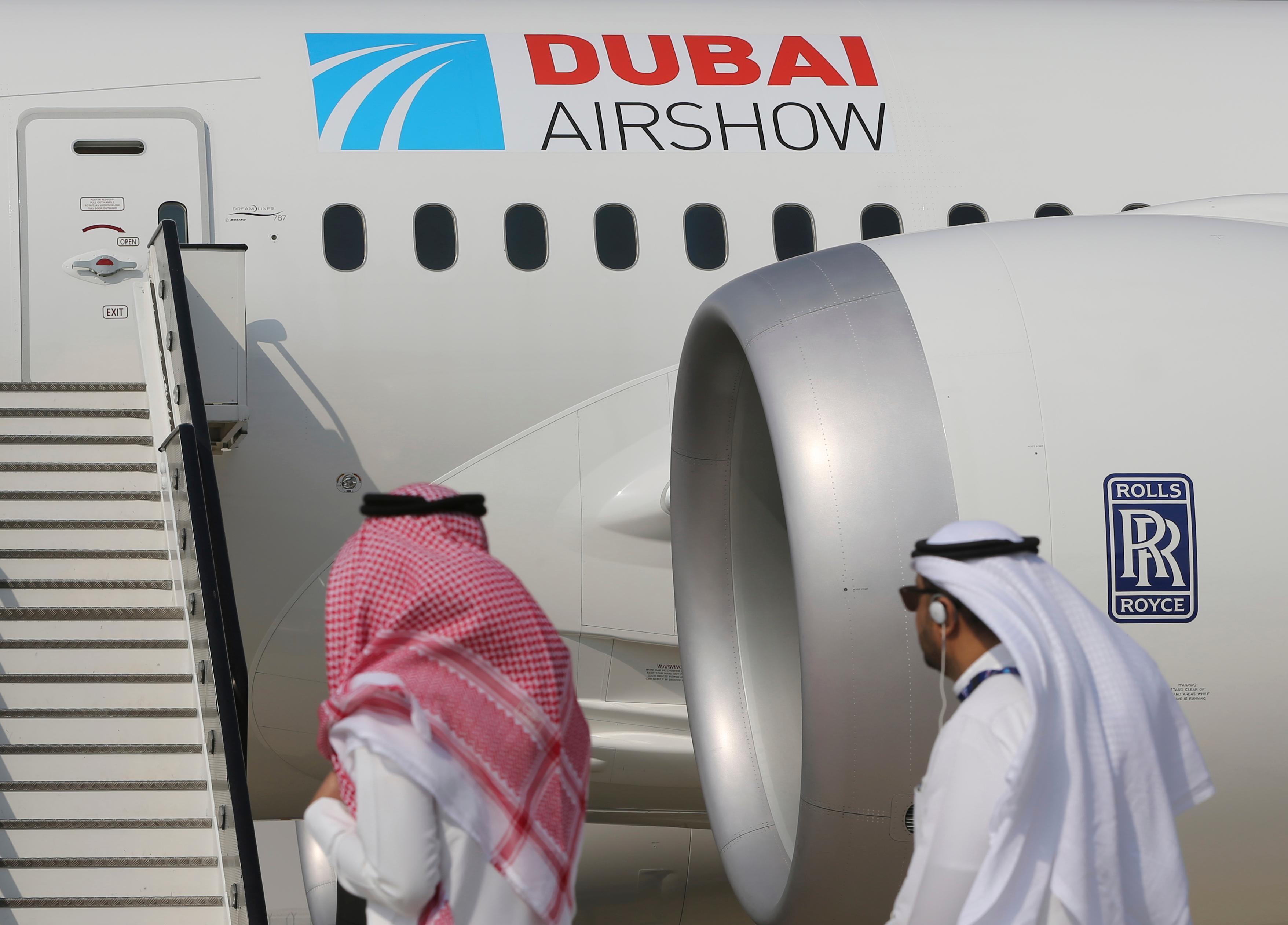 Dubai Airshow - American aircraft manufacturers win big