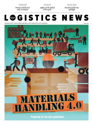 Logistics News ME - June 2016