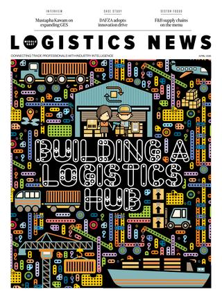 Logistics News ME - April 2016