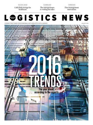 Logistics News ME - January 2016