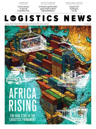 Logistics News ME - October 2015
