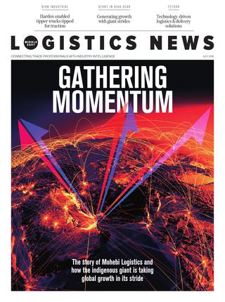 Logistics News ME - July 2015
