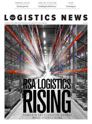 Logistics News ME - May 2015