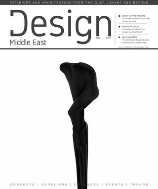 Design Middle East - May 2017