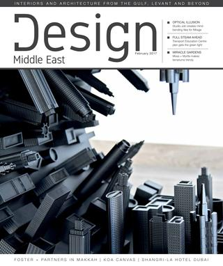 Design Middle East | February 2017