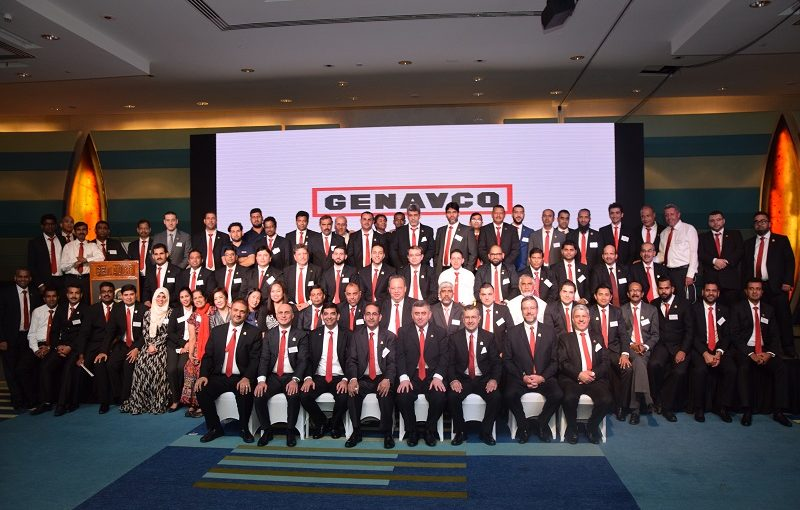 In pictures: GENAVCO 50th anniversary celebrations