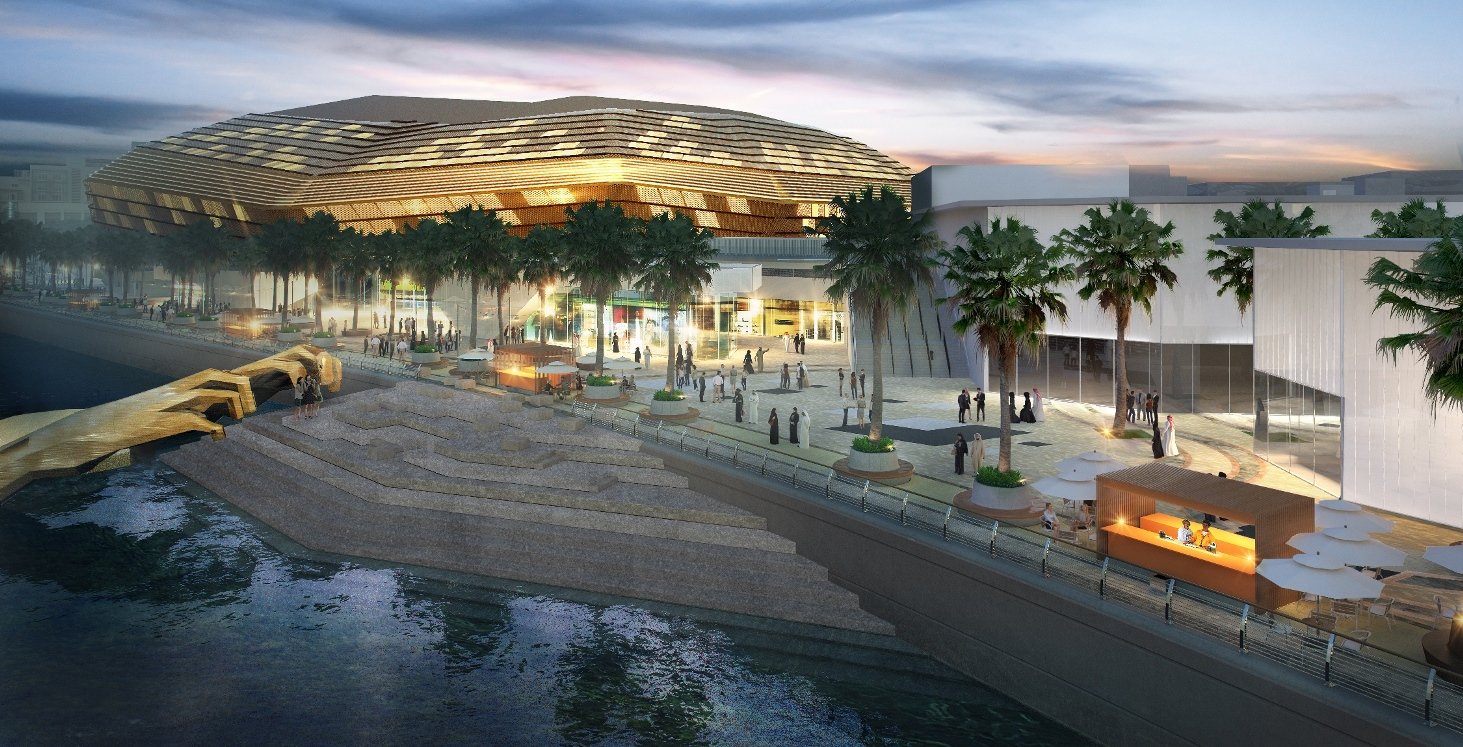 Miral appoints BAM Internation for Yas Bay