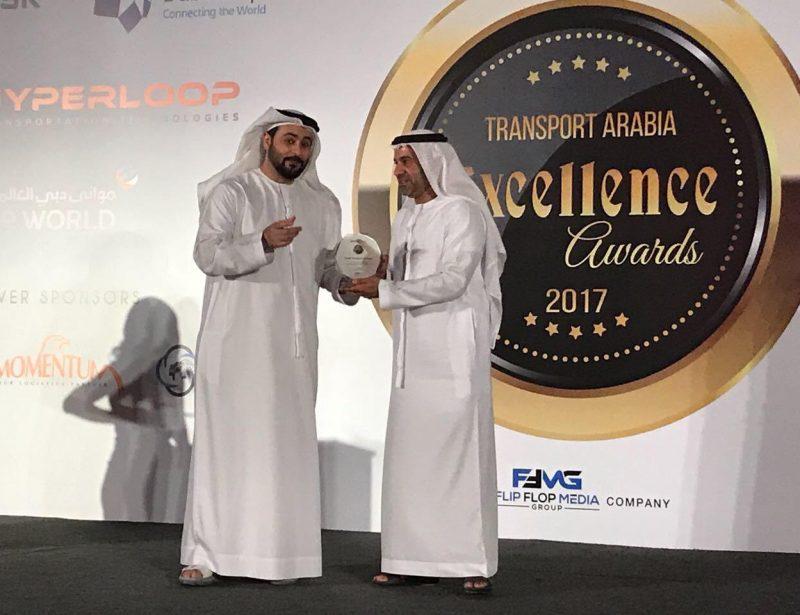 Allied Transport wins Dubai Airports' transportation award