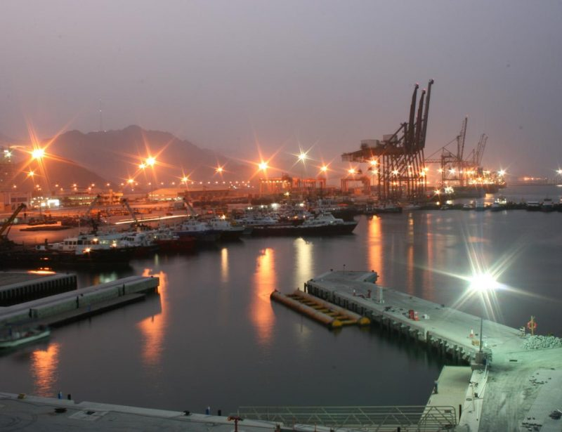 Abu Dhabi Ports draws up AED500mn plan for Port of Fujairah