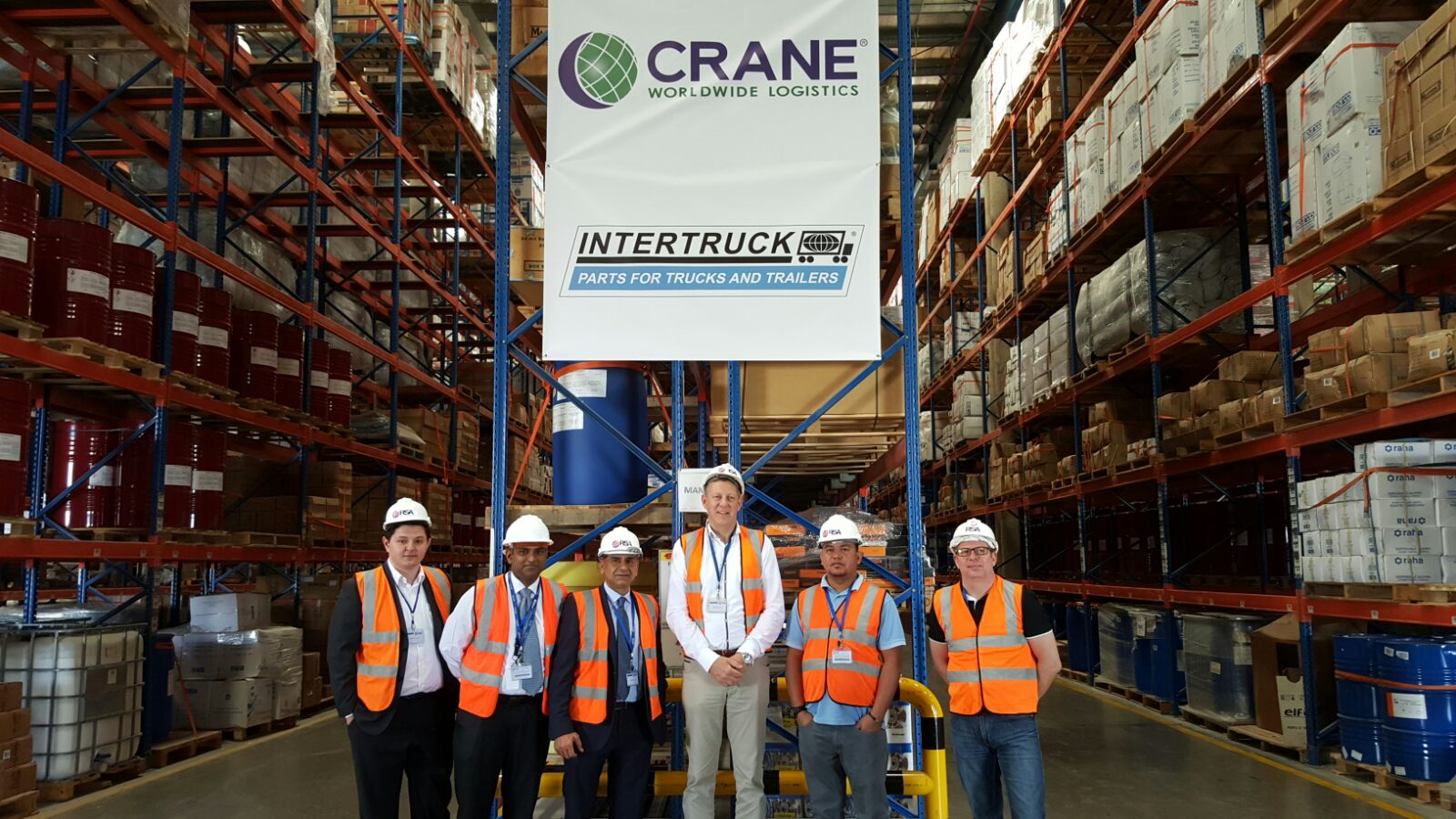 KSA: Crane Worldwide Logistics sets foot in Dammam