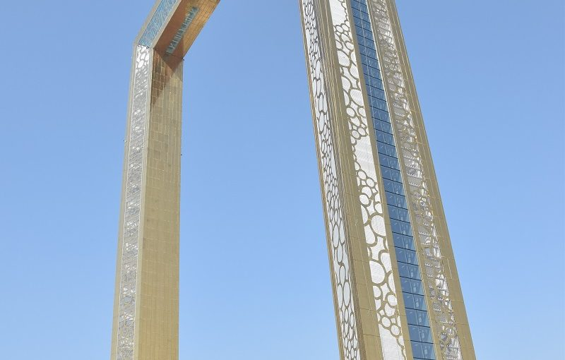 In pictures: Dubai Frame