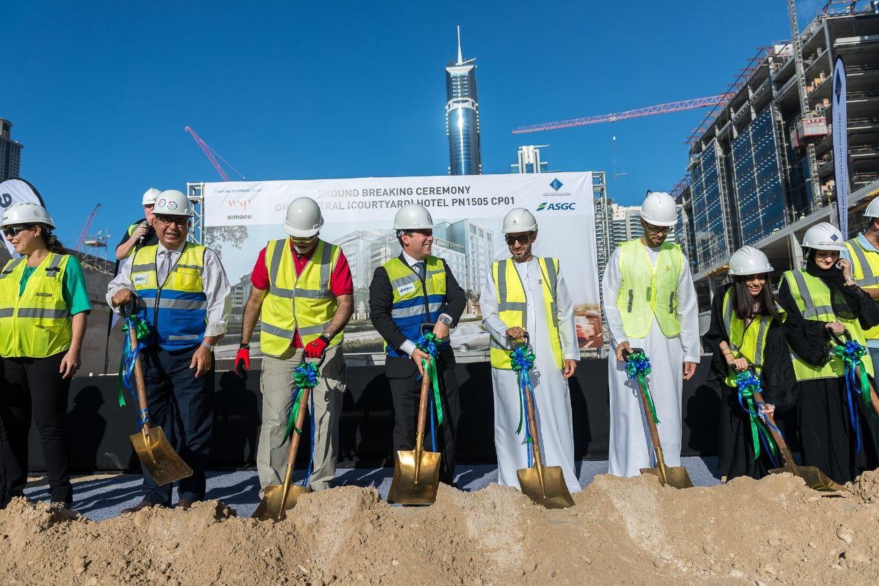 ASGC to build 25Hours hotel in Dubai