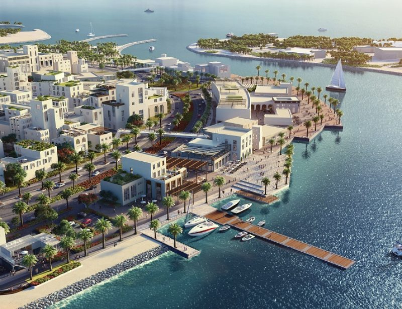 Shurooq, Eagle Hills unveil AED2.7bn new Sharjah real estate projects