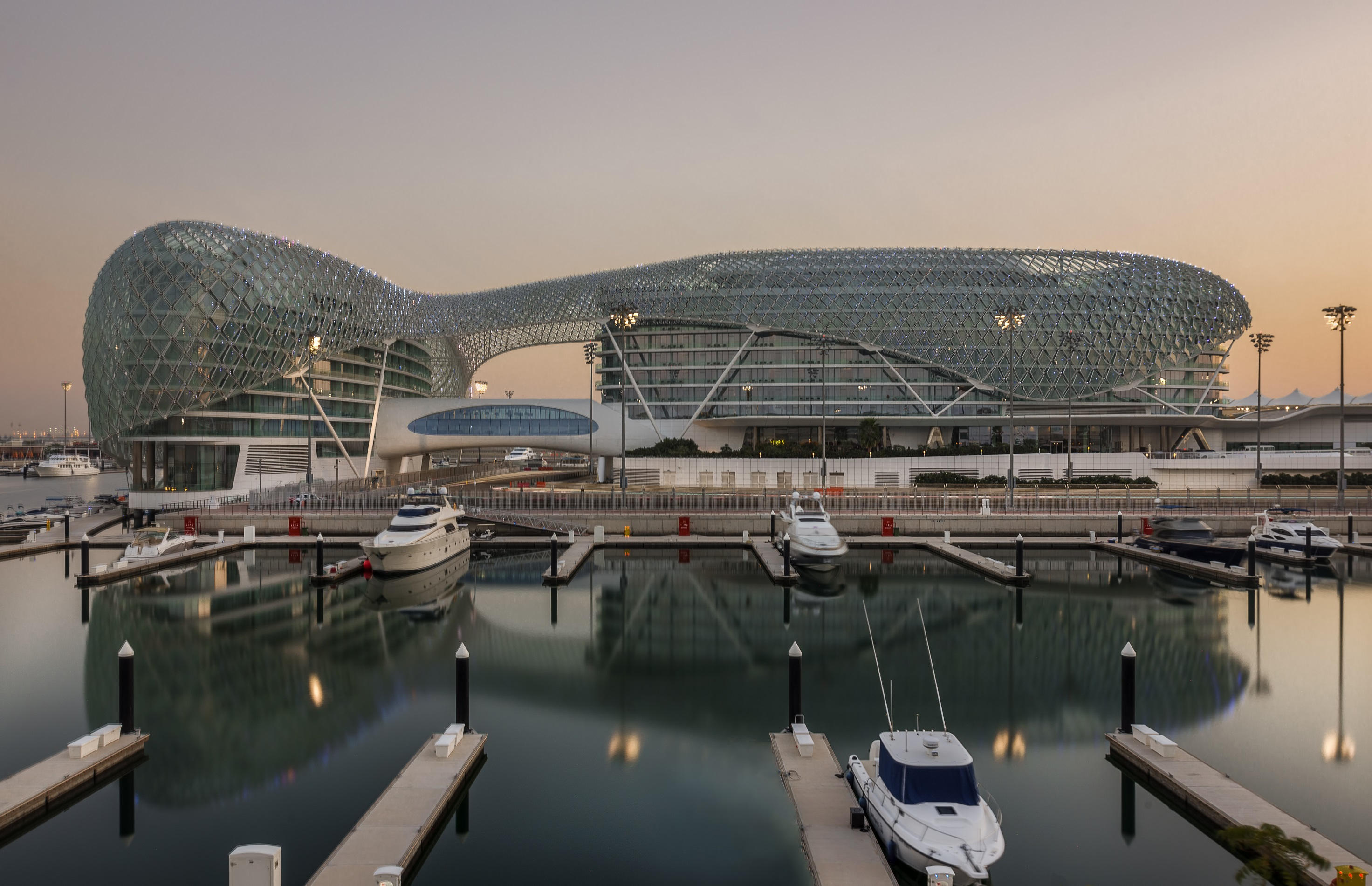 GIOHIS will be held at Yas Viceroy Abu Dhabi