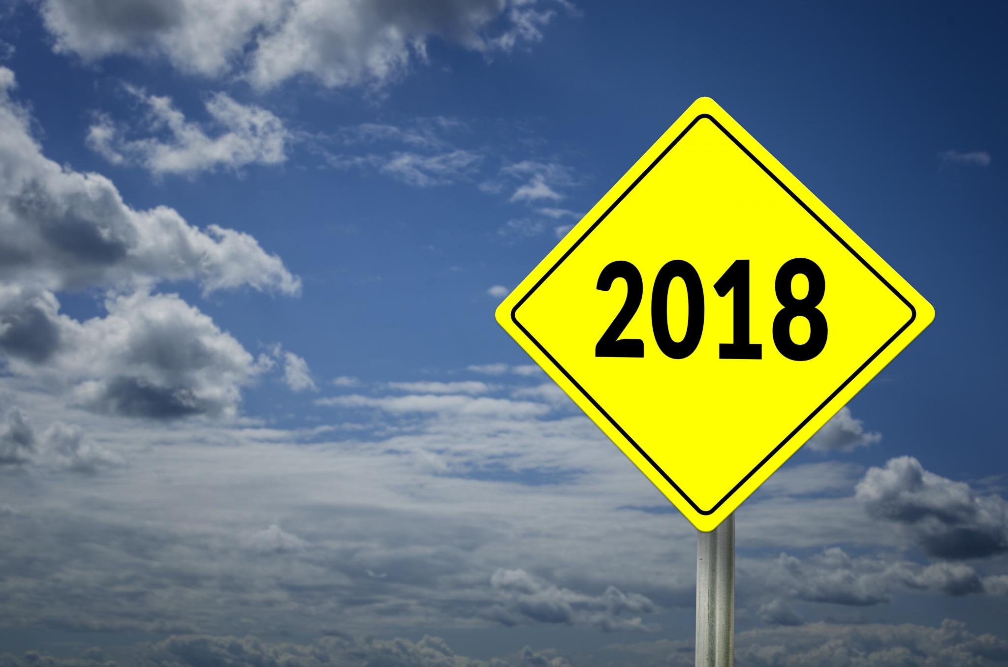 Year ahead - 2018