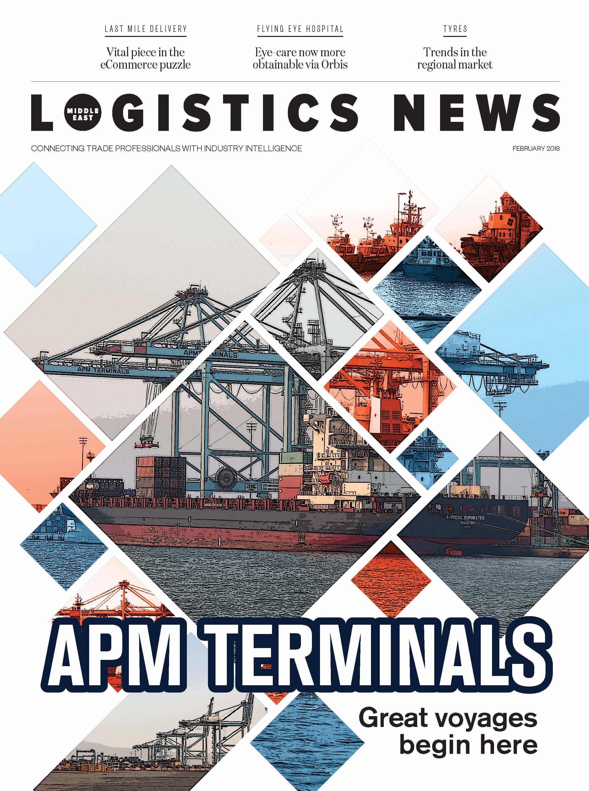 Logistics News ME - February 2018