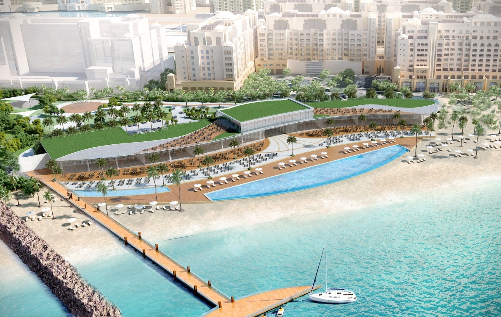 Nakheel awards St Regis Beach Club deal