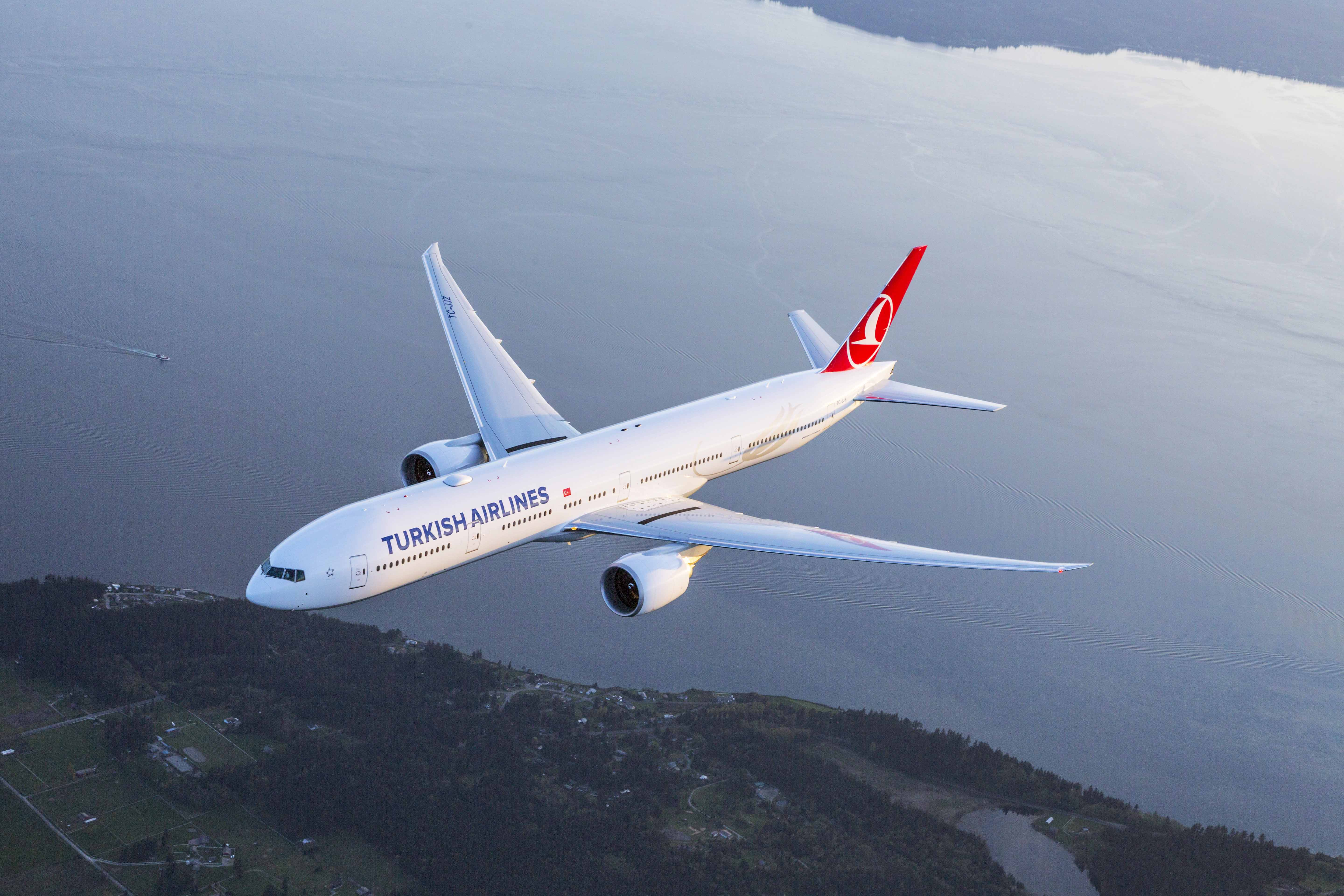 Turkish Airlines records highest number of passengers in 2017