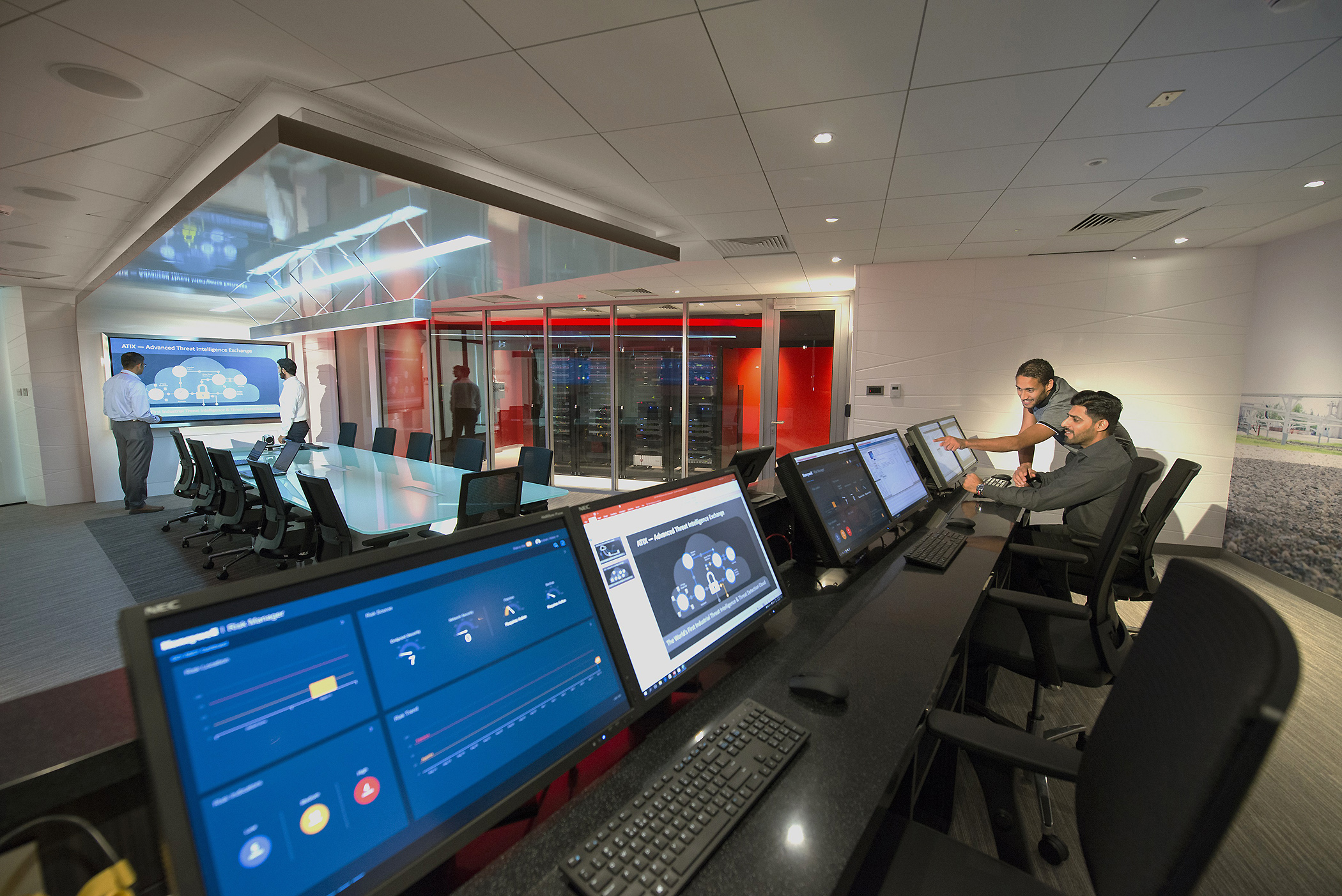 Dubai: Honeywell launches first industrial cyber security centre