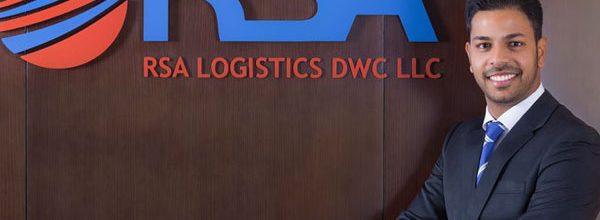 11. Abhishek Ajay Shah – RSA Logistics