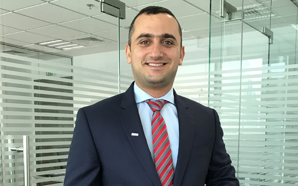 22. Alain Kaddoum, General Manager Swisslog Middle East.