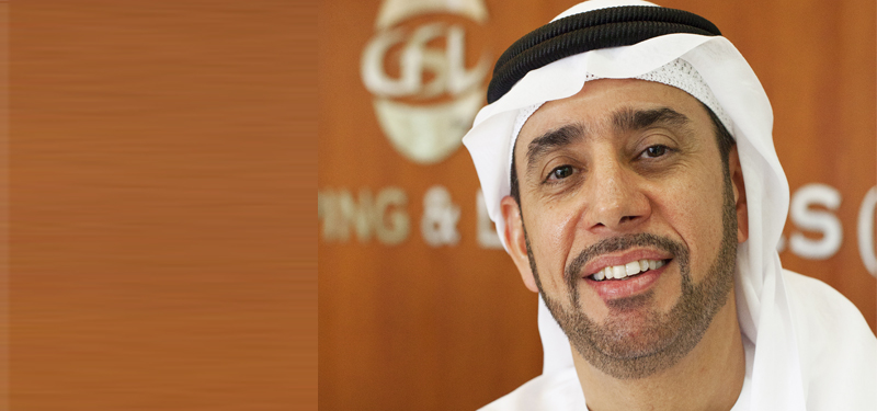 23. Khalid Al Shirawi, Global Shipping & Logistics