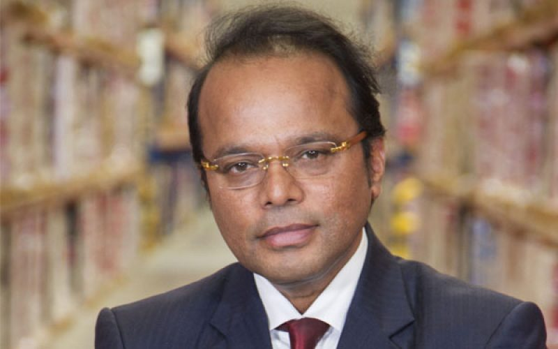5. Madhav Kurup – Hellmann Worldwide Logistics