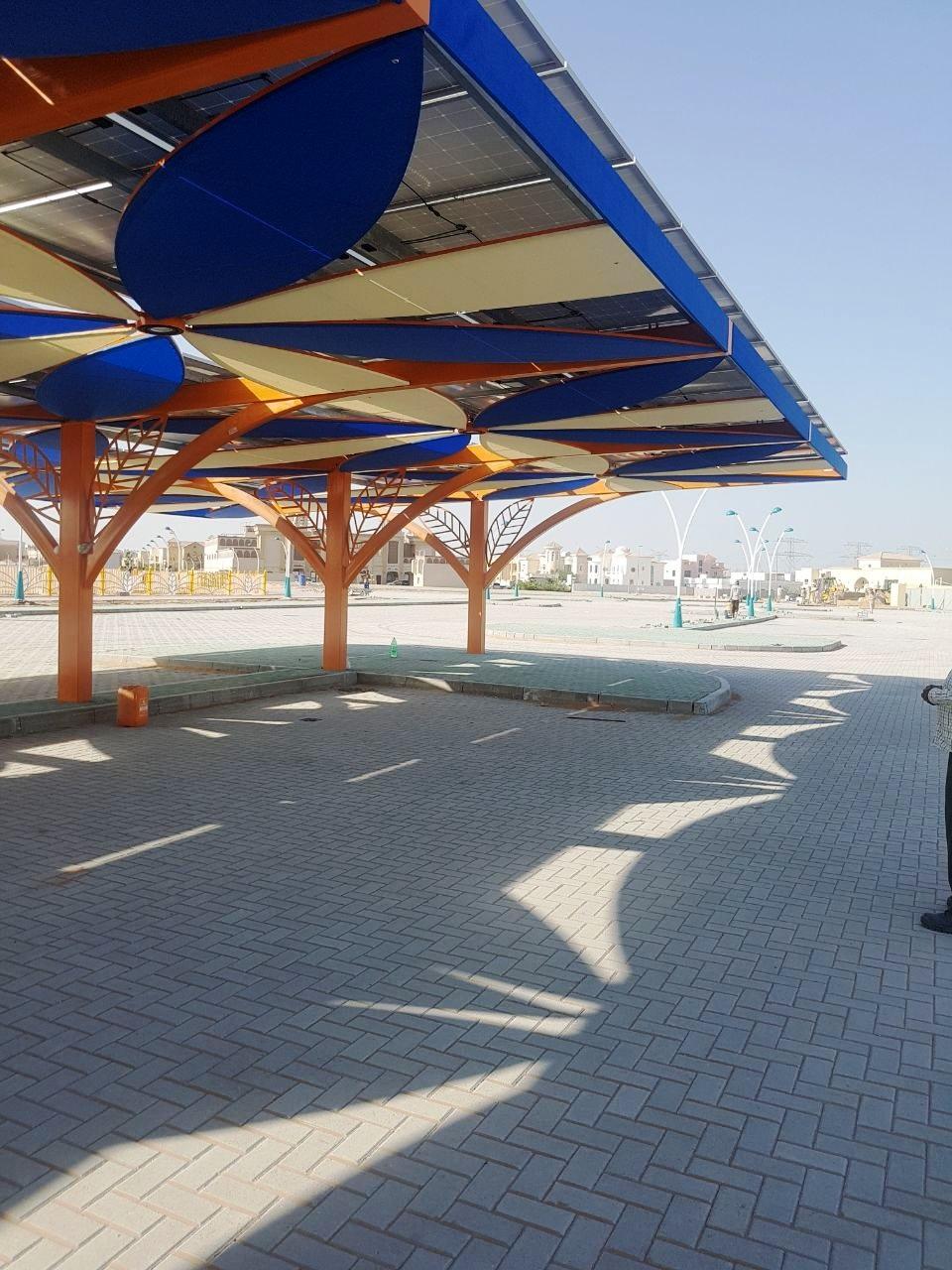 Dubai Municipality completes first smart park.