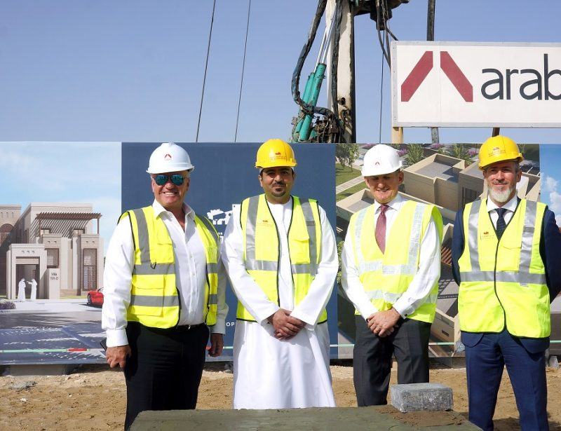 Abu Dhabi: Modon Properties appoints Arabtec for its Show Village project