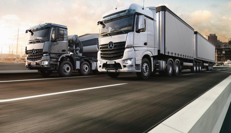 Mercedes-Benz Trucks Actros & Arocs