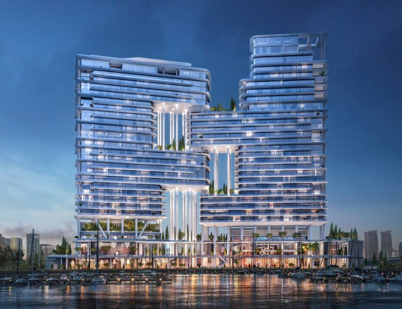 Dubai: Omniyat appoints contractor for Dorchester Collection on Marasi