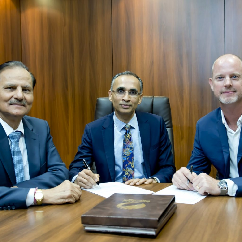 Al Shirawi Signs With Oracle S Aconex For Construction
