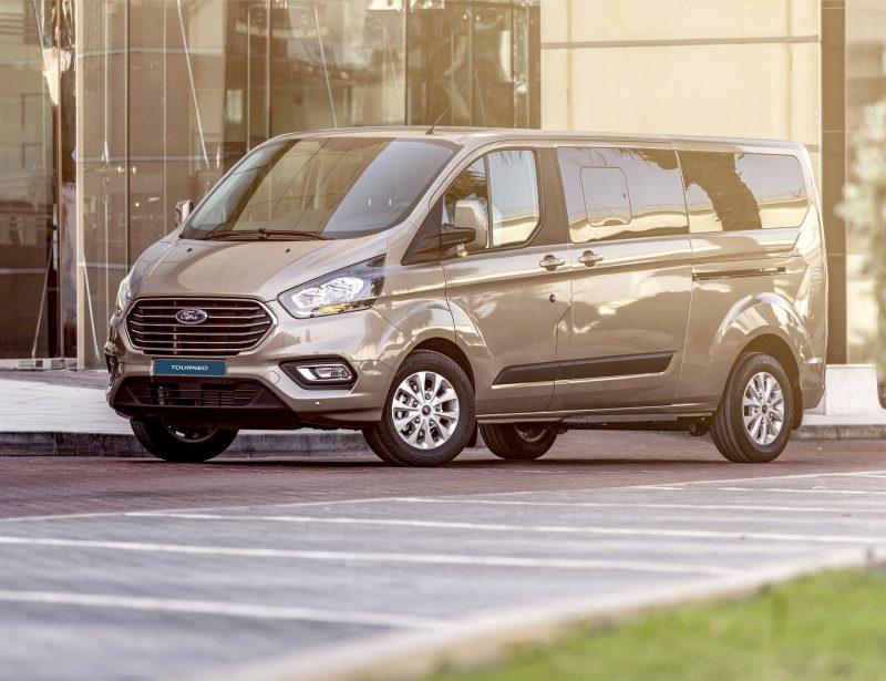 Ford Tourneo to make regional debut at Arabian Travel Market