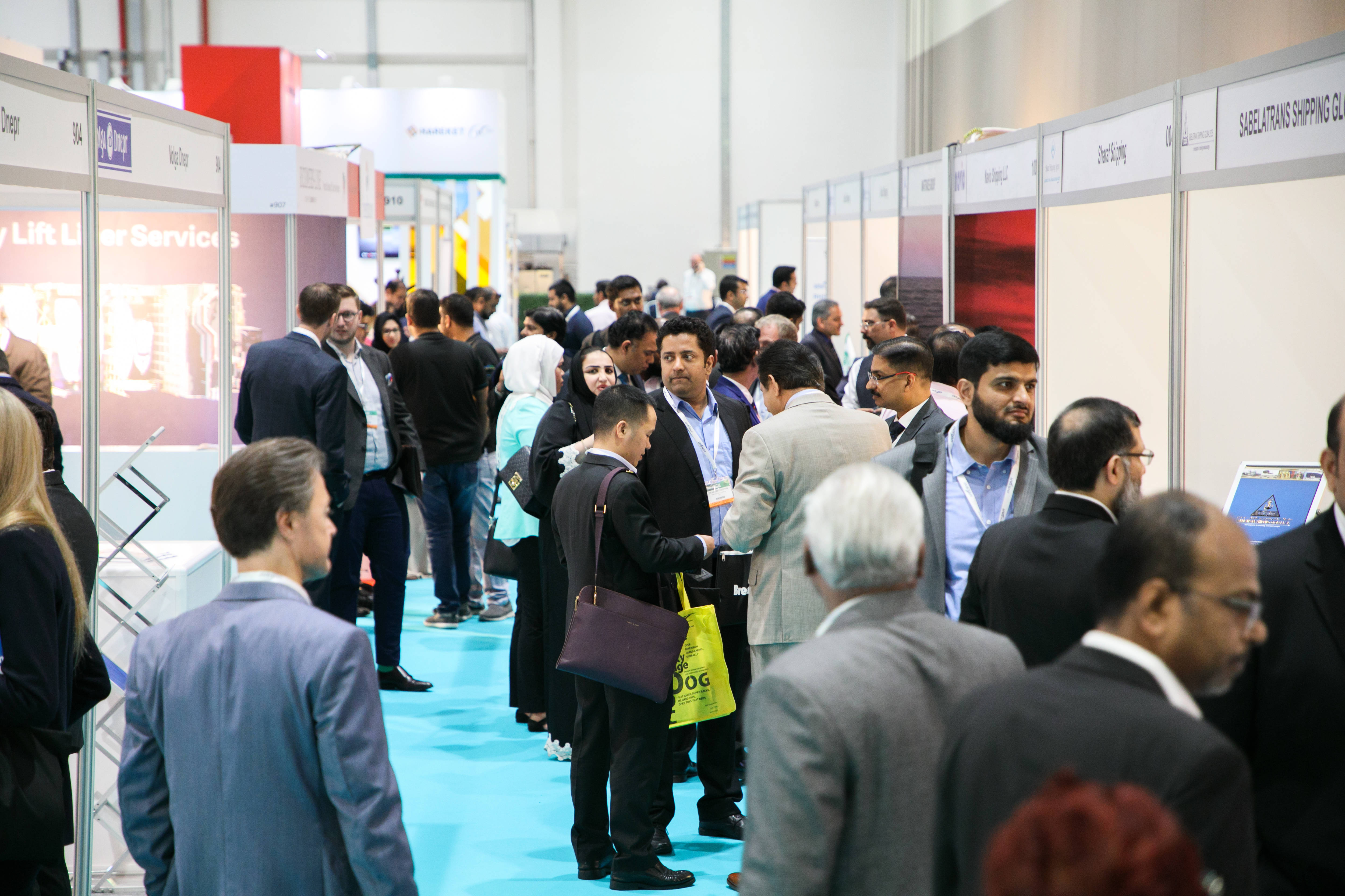 Event Review: Breakbulk Middle East