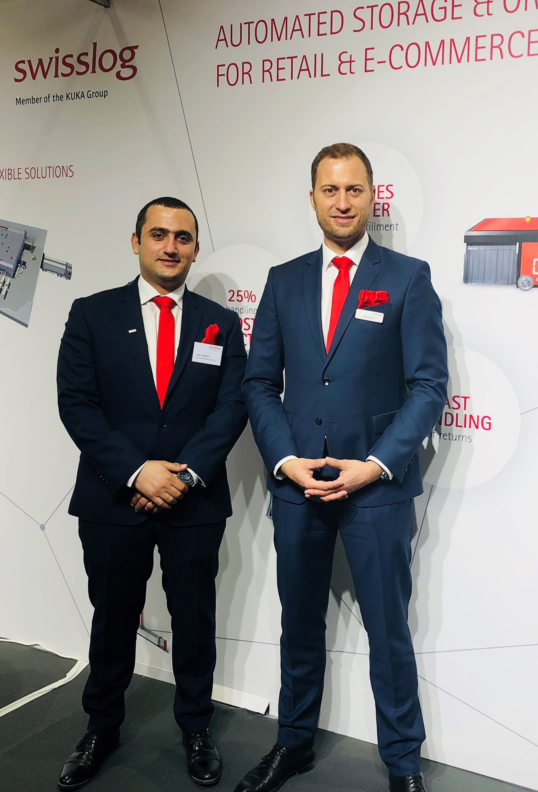 Swisslog debuts at Seamless, discusses warehouse automation solutions