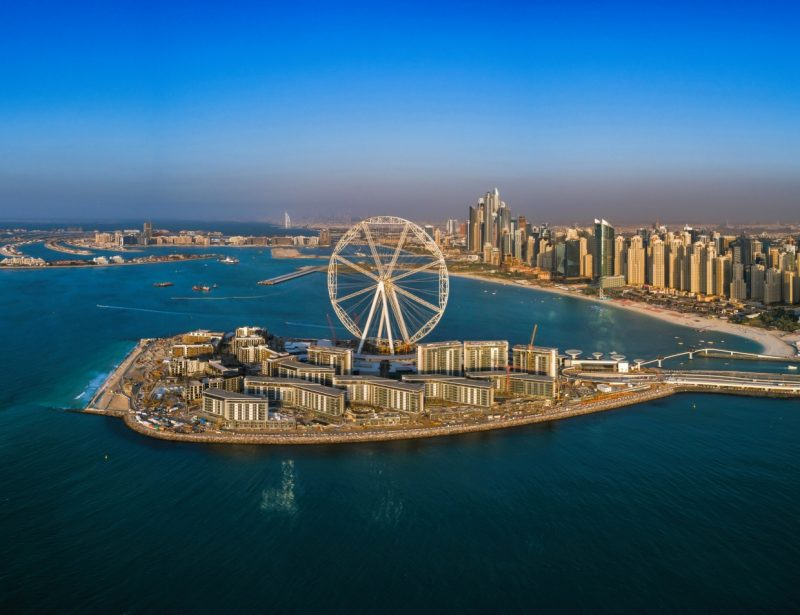Meraas, US Group to bring Caesars Palace to Bluewaters in Dubai